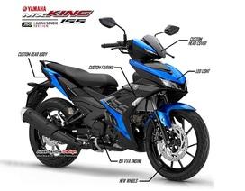 Yamaha Exciter 155 mới sẽ có công suất lớn hơn so với đối thủ Honda Winner?