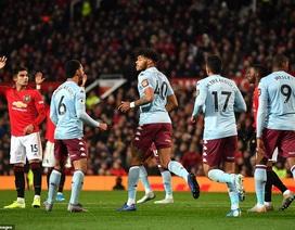 Man Utd 2-2 Aston Villa: Nối dài sự thất vọng