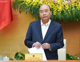 Thủ tướng: Khát vọng phát triển không nằm trong phòng họp!