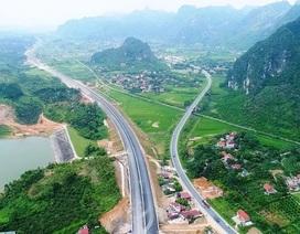 Đề xuất cho xe lưu thông trên cao tốc Bắc Giang - Lạng Sơn