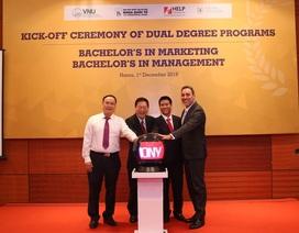 ĐH Quốc gia Hà Nội: Mở chương trình đào tạo đồng cấp bằng với trường đại học nước ngoài