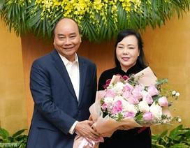 Thủ tướng phát biểu chia tay bà Nguyễn Thị Kim Tiến