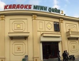 Phát hiện gần 40 khách dương tính với ma túy tại quán karaoke
