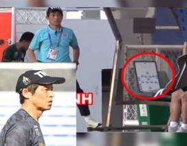 HLV Nishino phản ứng ra sao khi bị truyền thông Việt Nam quay lén?