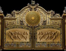 Hành trình sáng tạo đằng sau những cánh cổng nhôm đúc phong cách hoàng gia