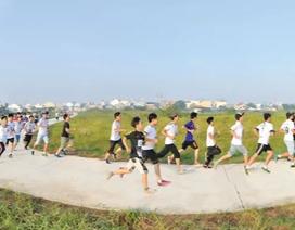 Phát động giải Việt dã Sinh viên TPHCM 2019