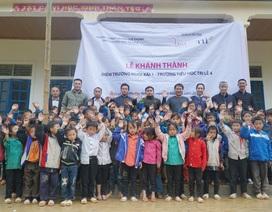 Thêm một điểm trường vùng biên giới Nghệ An được khánh thành