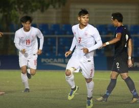 Đánh bại U22 Campuchia, U22 Myanmar giành vé vào bán kết với ngôi đầu bảng