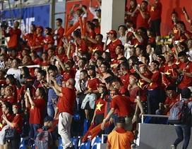 """Người Việt """"cuồng nhiệt"""" tìm kiếm về bóng đá trên Google"""