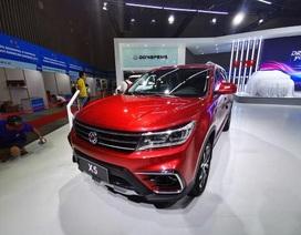Xe Thái cực rẻ đổ bộ, nhập xe Trung Quốc khựng lại