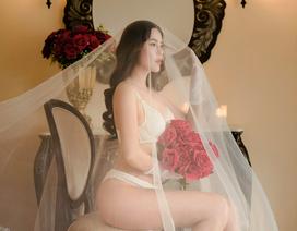 Hoa hậu Phương Lê biến hóa đa phong cách với áo cưới