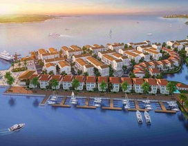 Marine City: Khu đô thị sinh thái dẫn dắt BĐS nghỉ dưỡng ven sông tại Bà Rịa - Vũng Tàu