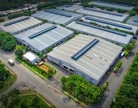 Nhà đầu tư ngoại chuộng nhà xưởng cho thuê tại Khu công nghiệp Long Hậu