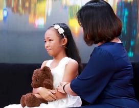 Vũ công 12 tuổi nghẹn ngào kể về tuổi thơ bị bỏng nặng, sống mặc cảm vì sẹo