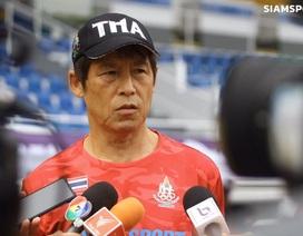 HLV Akira Nishino tuyên bố sẽ loại U22 Việt Nam ở vòng bảng SEA Games