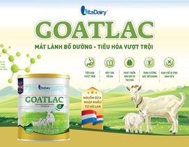 VitaDairy chính thức sở hữu sữa dê Goatlac Việt Nam