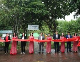 PTI trao tặng thư viện xanh cho trường Tiểu học Kỳ Lâm, Hà Tĩnh