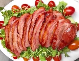Thịt ngỗng Nga hun khói đổ bộ, nhậu Tết hàng ngoại giá siêu rẻ