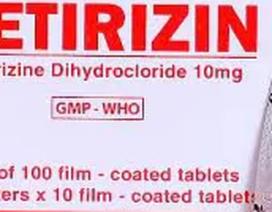 Phạt công ty Dược nước ngoài 70 triệu đồng vì sản xuất thuốc kém chất lượng