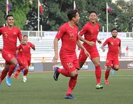 Đại thắng Brunei 8-0, U22 Indonesia vươn lên ngôi nhì bảng