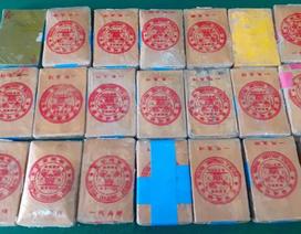 Thêm 21 gói nghi ma túy trôi dạt vào bờ biển Thừa Thiên Huế