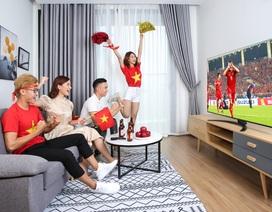 3 lý do chính đáng để mua TV màn hình lớn xem SEA Games 2019