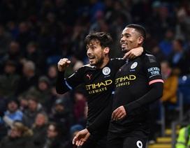 Burnley 1-4 Man City: Đẳng cấp của nhà ĐKVĐ