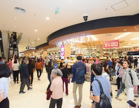 Đại siêu thị Nhật tại Hà Đông và chiến lược chuyển mình linh hoạt