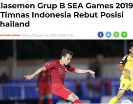 """Báo Indonesia: """"U22 Việt Nam sẽ phải tử chiến với U22 Thái Lan"""""""