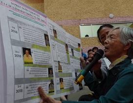 Ban Dân nguyện Quốc hội chấp thuận giám sát vấn đề Thủ Thiêm