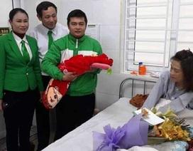 Tài xế taxi kịp thời giúp đỡ sản phụ sinh con trên đường tới bệnh viện