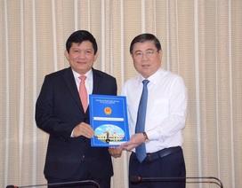 TPHCM: Tân Thuận IPC có tân Tổng Giám đốc
