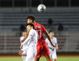 Thiện chiến trong các pha bóng bổng, U23 Việt Nam có thêm vũ khí trước giải châu Á