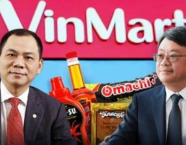 """Đằng sau cái bắt tay, tỷ phú Việt toan tính gì trong thương vụ """"khủng"""" Vingroup, Masan?"""
