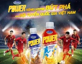 U22 Việt Nam chiến thắng tuyệt đối, Vinamilk Power tung ngay phiên bản TVC đặc biệt với sự tham gia của Quang Hải