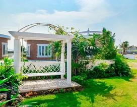 Điểm nhấn kiến trúc Địa Trung Hải trong thiết kế Hoa Tiên Parasie - Xuân Thành Golf and  Resort