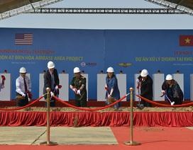 Mỹ tài trợ 300 triệu USD cho dự án xử lý dioxin tại sân bay Biên Hòa