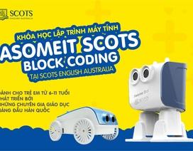 Đấu trường robot lập trình Asomeit tại Scots English Australia
