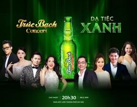 Trúc Bạch Concert - Dạ tiệc Xanh: Đêm nhạc đẳng cấp hội tụ những kiệt tác nghệ thuật đỉnh cao