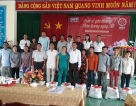 """UBMT Kiên Giang sáng tạo trong cách vận đồng Quỹ """"Vì người nghèo"""""""