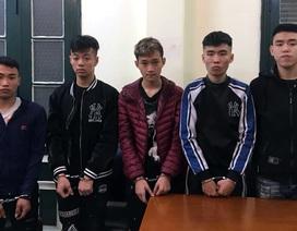 Hà Nội: Nhóm cướp nhí dùng dao, kiếm gây ra hàng loạt vụ cướp manh động