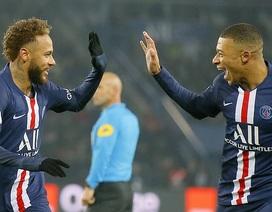 Neymar và Mabppe tỏa sáng, PSG xây chắc ngôi đầu Ligue 1