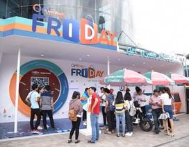 Online Friday chính thức diễn ra từ 0h ngày 6/12