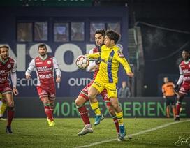 Đội bóng của Công Phượng bị loại ở cúp Quốc gia Bỉ