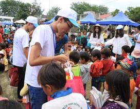 Nam sinh lớp 12 triển khai 15 dự án từ thiện hỗ trợ học sinh nghèo