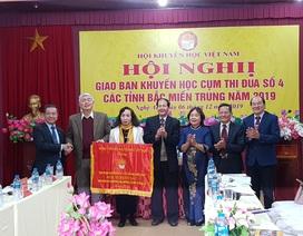 Đẩy mạnh công tác Khuyến học ở các tỉnh Bắc miền Trung