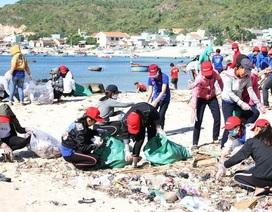 Phấn đấu đến 2030, 100% các khu du lịch biển không sử dụng đồ nhựa dùng một lần