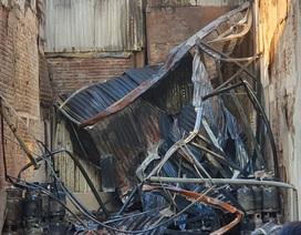 Cháy, nổ tại cơ sở nghi sang chiết gas
