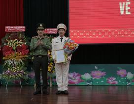 Đắk Lắk, Đắk Nông có tân Giám đốc Công an tỉnh