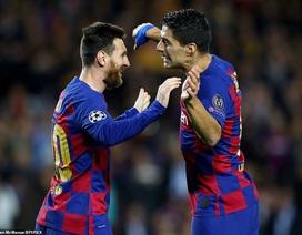 Barcelona và Real Madrid đua khốc liệt cho ngôi đầu bảng La Liga